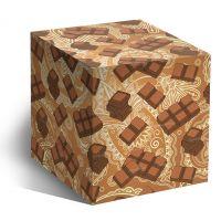 Коробка под кружку Шоколадка