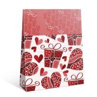 Коробка универсальная сердечки