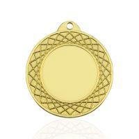 Медаль корпусная MK218a золото