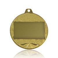 Медаль SC1701-50 золото D50мм, D вкладыша 25мм