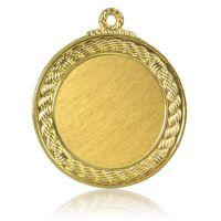 Медаль Zj-M739 золото D65мм, D вкладыша 45мм