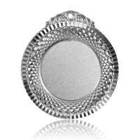 Медаль Zj-M760 серебро D65мм, D вкладыша 40мм