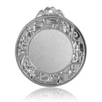Медаль Zj-M764 серебро D65мм, D вкладыша 40мм