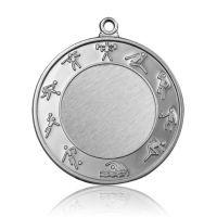 Медаль Zj-M781 серебро D65мм, D вкладыша 40мм