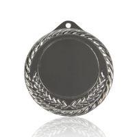 Медаль Zj-M818 серебро D65мм, D вкладыша 45мм, задний вкладыш 30х42мм