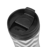 Стакан для кофе пластик прозрачный под полиграф вставку 280 мл